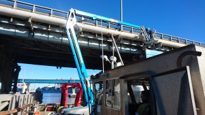 Fremantle Traffic Bridge Inspection and Repairs