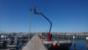 Jetty Lights Maintenance and Repair