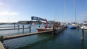 Jetty Maintenance Replacement of Finger Jetties